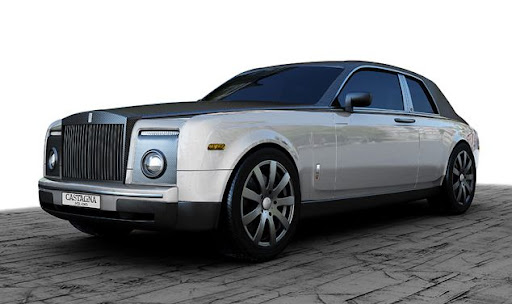 Rolls-Royce Coupe Royale