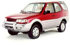 Tata - 3-door Offroader