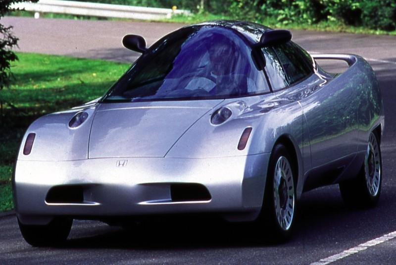 Honda Ep X