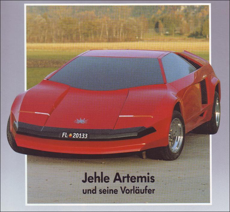 Make A Car >> Jehle (Liechtenstein)