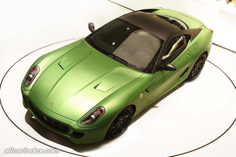 Ferrari - 599 HY-KERS