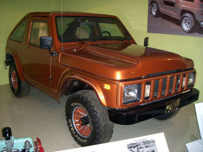 International scout concept
