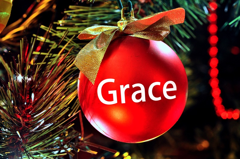 grace tree decoration