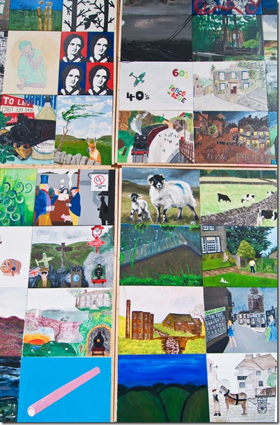 howarth past and present paintings