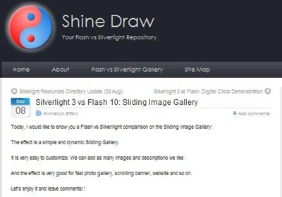 Shine Draw