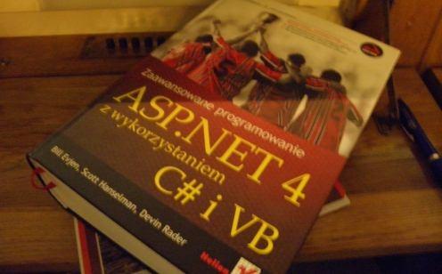 Kolejna wygrana książka ASP.NET 4.0