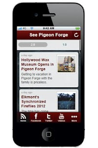 See Pigeon Forge News & Info screenshot 0