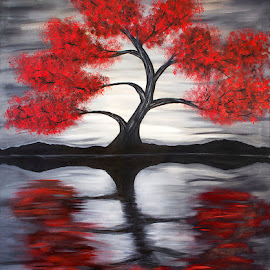 REFLEXiO by Melanie Lachance - Painting All Painting