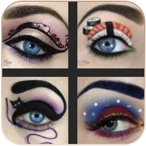 Step by step makeup LOGO-APP點子
