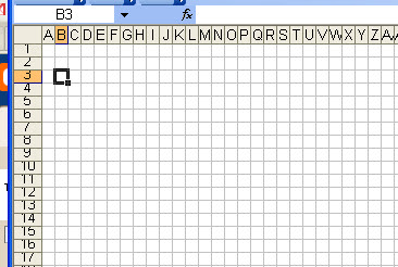chemknits how to make a knitting chart in excel part 1 setting