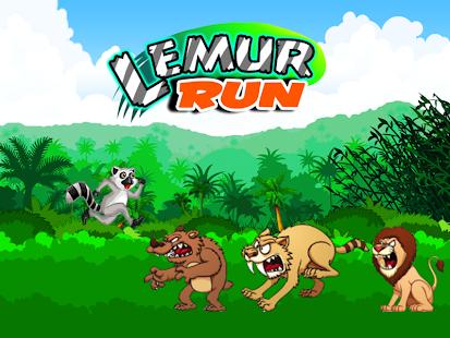 Lemur Run Madagascar Dash