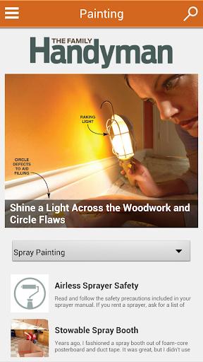 Family Handyman DIY Tip Genius