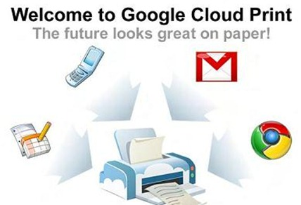 Google-CloudPrint