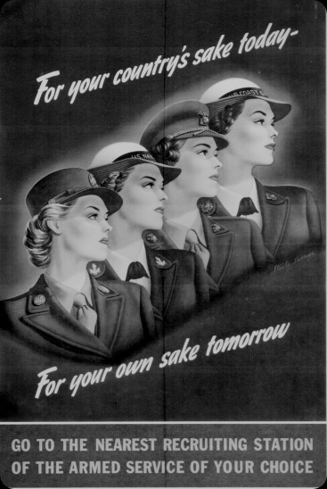 For your countrys sake today 1944