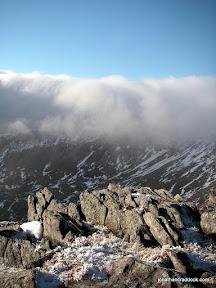 Hart Crag towards Great Rigg