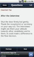 Screenshot of Bank PO Exam/Interview Kit