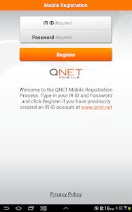 QNET Mobile- screenshot thumbnail