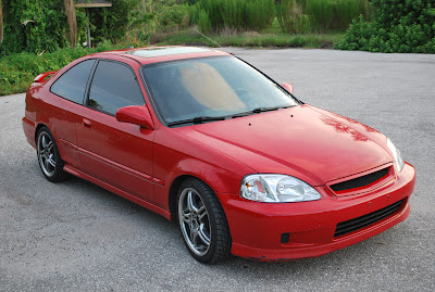 43 mpg 2000 honda civic si 89k super gas saver best offer. Black Bedroom Furniture Sets. Home Design Ideas