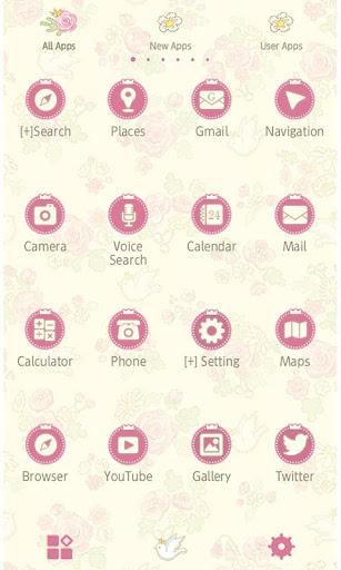 Flower Theme -Spring Garden- 1.0.3 Windows u7528 2