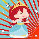 Princesa Jogos - Memória icon