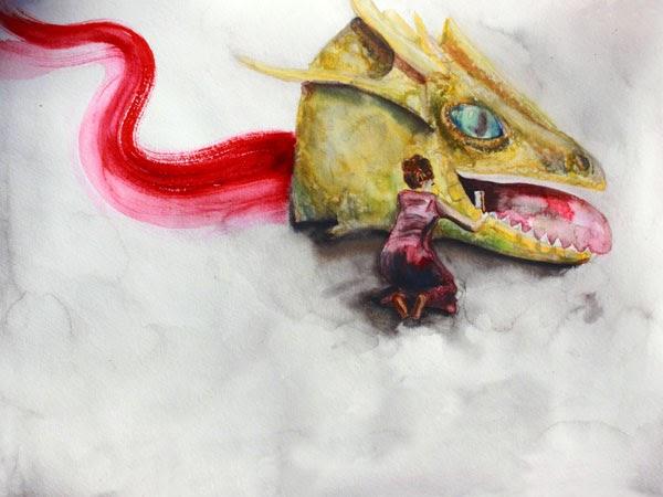 Understanding of dragon tongue