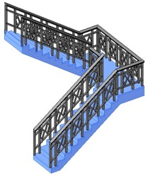 Revit tutorial: creating a railing definition | CADnotes