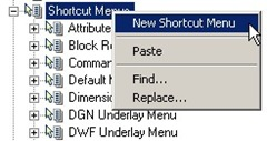 shortcutmenu