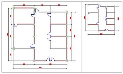 dimensions in viewport