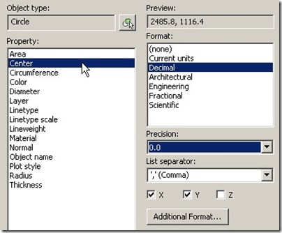 How to: Label Coordinate in AutoCAD | CADnotes