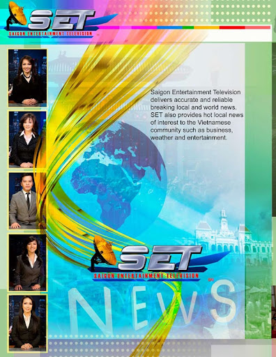 SET 57 4 News | SET TV – SAIGON ENTERTAINMENT TV – #1