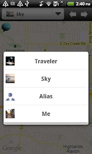 Phone Tracker-IM Map Nav. LE - screenshot thumbnail
