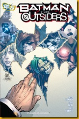 Batman Outsiders 5