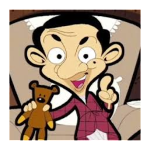 Mr Bean Cartoon Tube