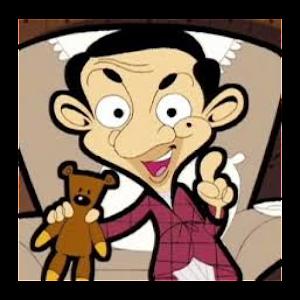 Mr Bean Cartoon Tube