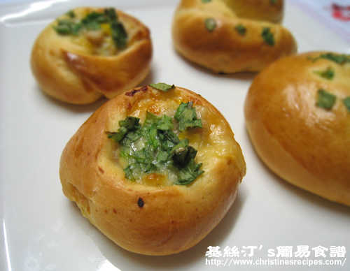 芝士雞粒麵包 Chicken Cheese Bread01