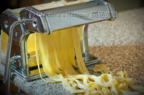 自製意大利粉 Homemade Pasta02