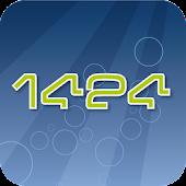 1424 Jugendkarte