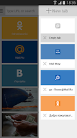 Screenshot of Search Mail.Ru