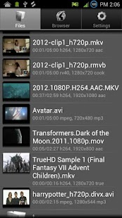 Yxplayer - screenshot thumbnail