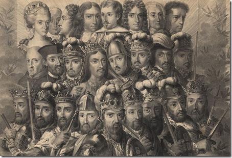 reis e rainhas de portugal