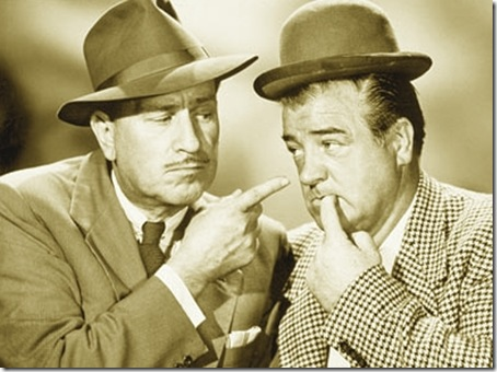 abbott and costello santa nostalgia 2