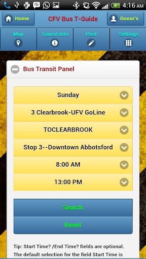 Abbotsford BC Bus Transit