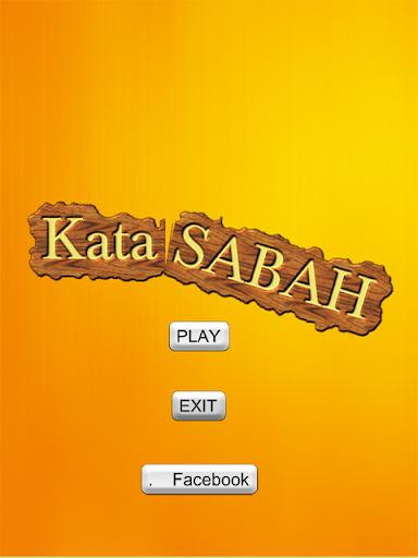 KATA SABAH