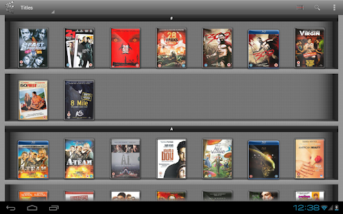 My Movies Free - Movie Library - screenshot thumbnail