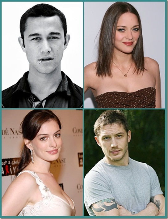 dark knight rises cast