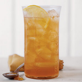 Ginger-and-Honey Sweet Tea.