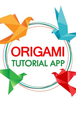 Origami Tutorial App