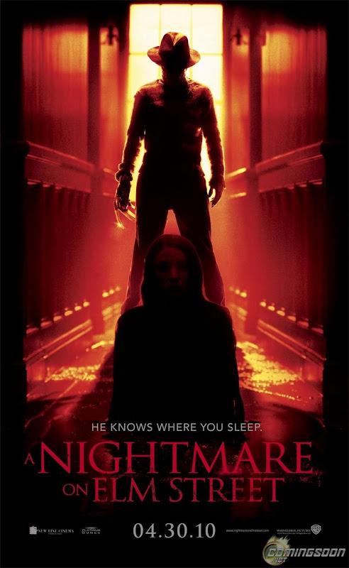 Poster de la nueva Pesadilla en Elm Street