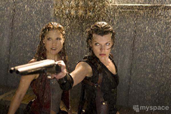 Resident Evil Afterlife