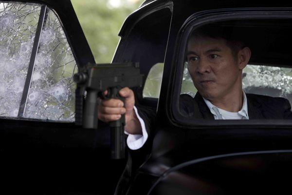 Jet Li en Los mercenarios